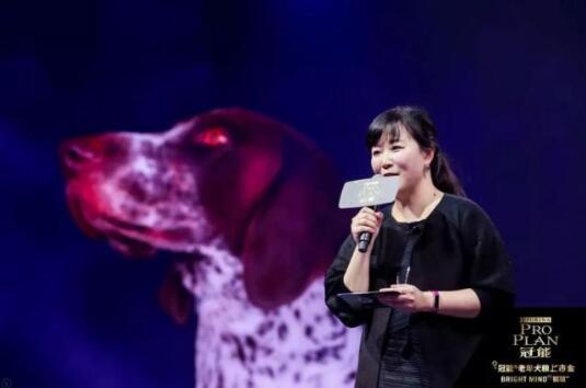 雀巢陈美恩:用科技的力量改善宠物脑部健康